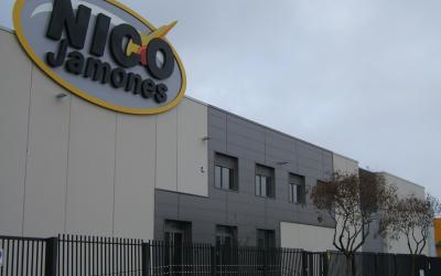 Nico Jamones amplía en 2.500 metros cuadrados sus instalaciones de Ciudad Real