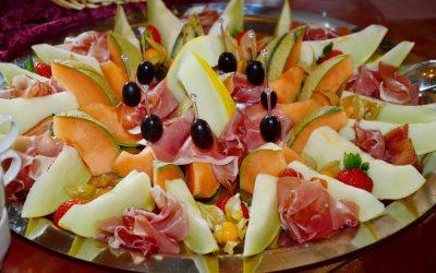 5 desayunos con jamón rápidos y saludables