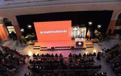 El jamón serrano de Nico presente en el 30 aniversario de los Premios Alimentos de España