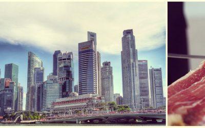 La Eurocámara firma acuerdos comerciales con Singapur que incluyen la protección del jamón