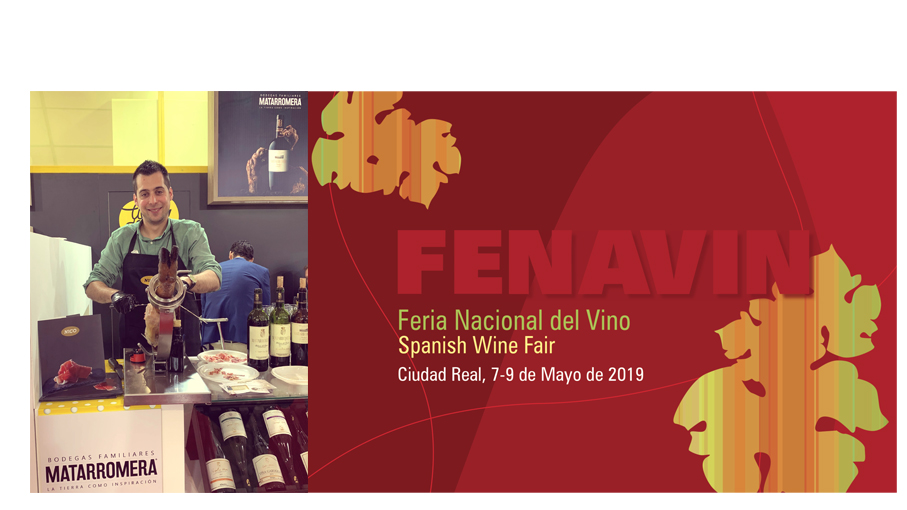 FENAVIN 2019 ¡Quien dice vino, dice jamón!