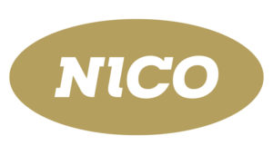 2017 NICO Jamones Nuevo Logo