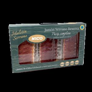 maletin Jamón Serrano Reserva